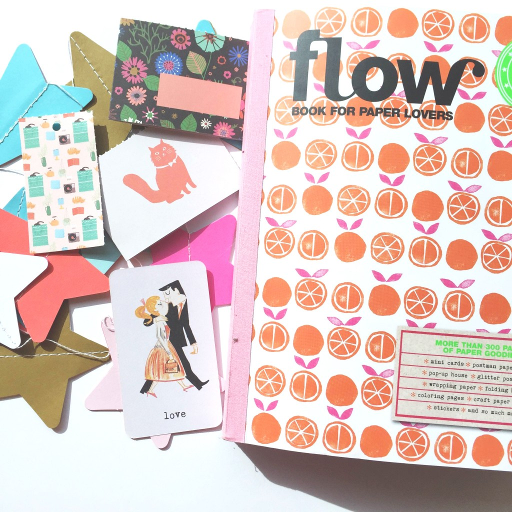 flow book for paper lovers 3 via the paper trail diary