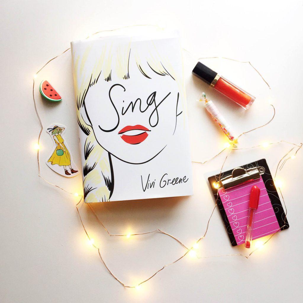 sing by vivi greene via paper trail diary