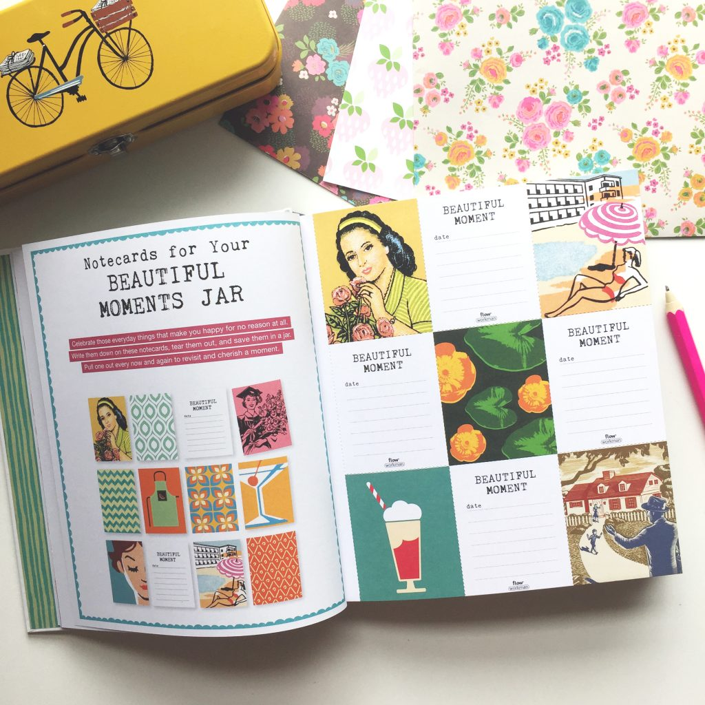 flow book takes its time paper trail diary